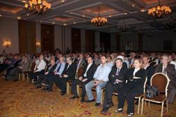 A Lecture Titled  ( Omecarbonate – New Formula of Unique PPI )  at  FourSeasons  Hotel in Damascus