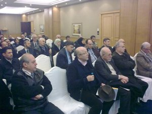 The Third Diabetes Mellitus Symposium in Aleppo